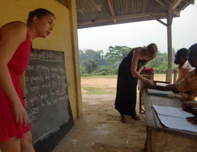 Skolundervisning i engelska och matematik