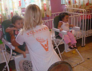 Daghem och soppkök för barn i San José