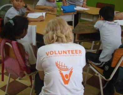 Undervisning i engelska på grundskola i San José