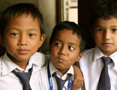 Undervisning i Kathmandudalen
