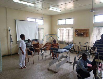 Hälso- och sjukvård på vårdcentraler och sjukhus