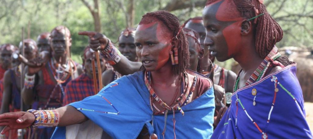 Samhällsprojekt i Maasaibyn Enkokidongoi