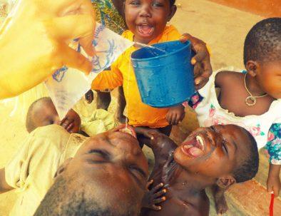 Hälso- och sjukvård på vårdcentraler och sjukhus i Ghana