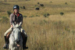 Djurbevarande och anti-tjuvjaktsarbete från hästryggen-2