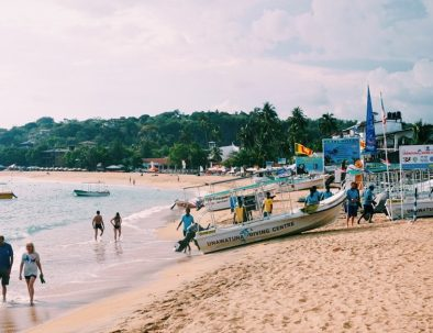 Undervisning och omsorg i Colombo på vackra Sri Lanka
