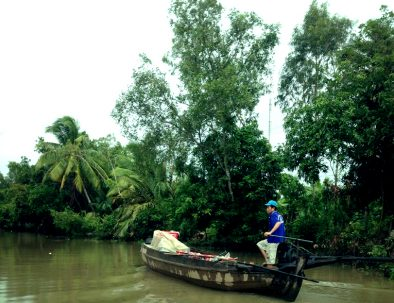 Omsorgsprojekt i Ho Chi Minh City i vackra Vietnam