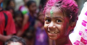 Skola, barnhem eller daghem i Jaipur
