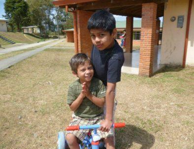 Undervisning på skola i Floridablanca