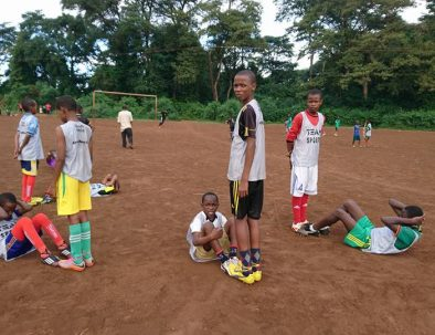 Omsorgsprojekt i staden Moshi