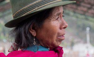Hälso- och sjukvård i Ecuadors huvudstad Quito