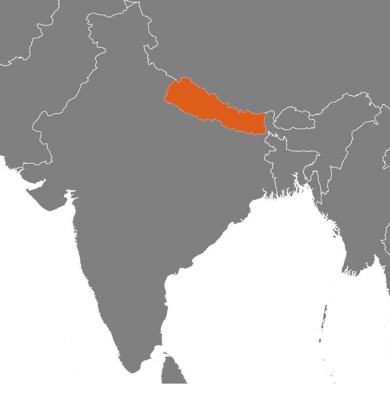 Nepal Volontärresor