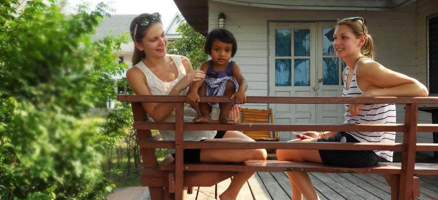 Volontärarbete i Thailand med Volontärresor AB