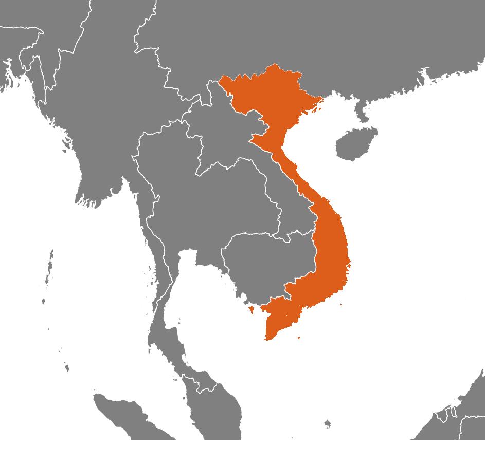Thailand på kartan