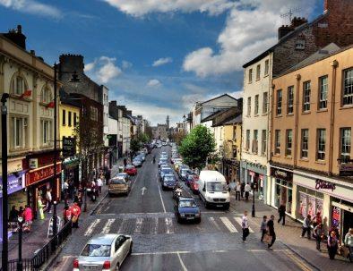 Sommarprogram för ungdomar i Clonmel på Irland