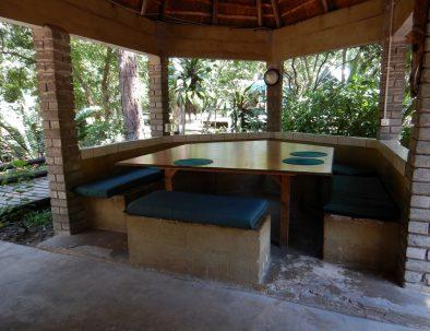 Dykäventyr för forskning i Sodwana Bay i Sydafrika