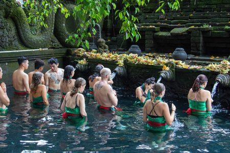 Introduktionsvecka på Bali